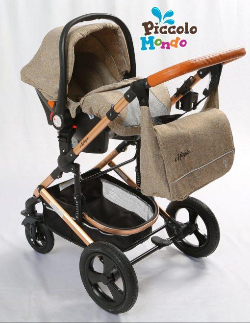 Kolica za bebe Only Magic 3u1 Piccolo Mondo Valjevo