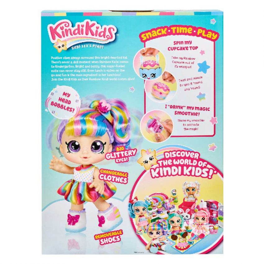 KINDY KIDS RAINBOW KATE piccolo mondo valjevo
