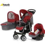 Hauck trio sistem (kolica+nosiljka+auto sedište) Shopper Piccolo Mondo Valjevo